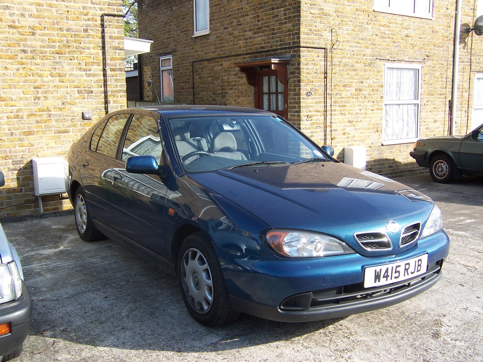 nissan primera 2000 review amazing pictures and images look at the car. Black Bedroom Furniture Sets. Home Design Ideas