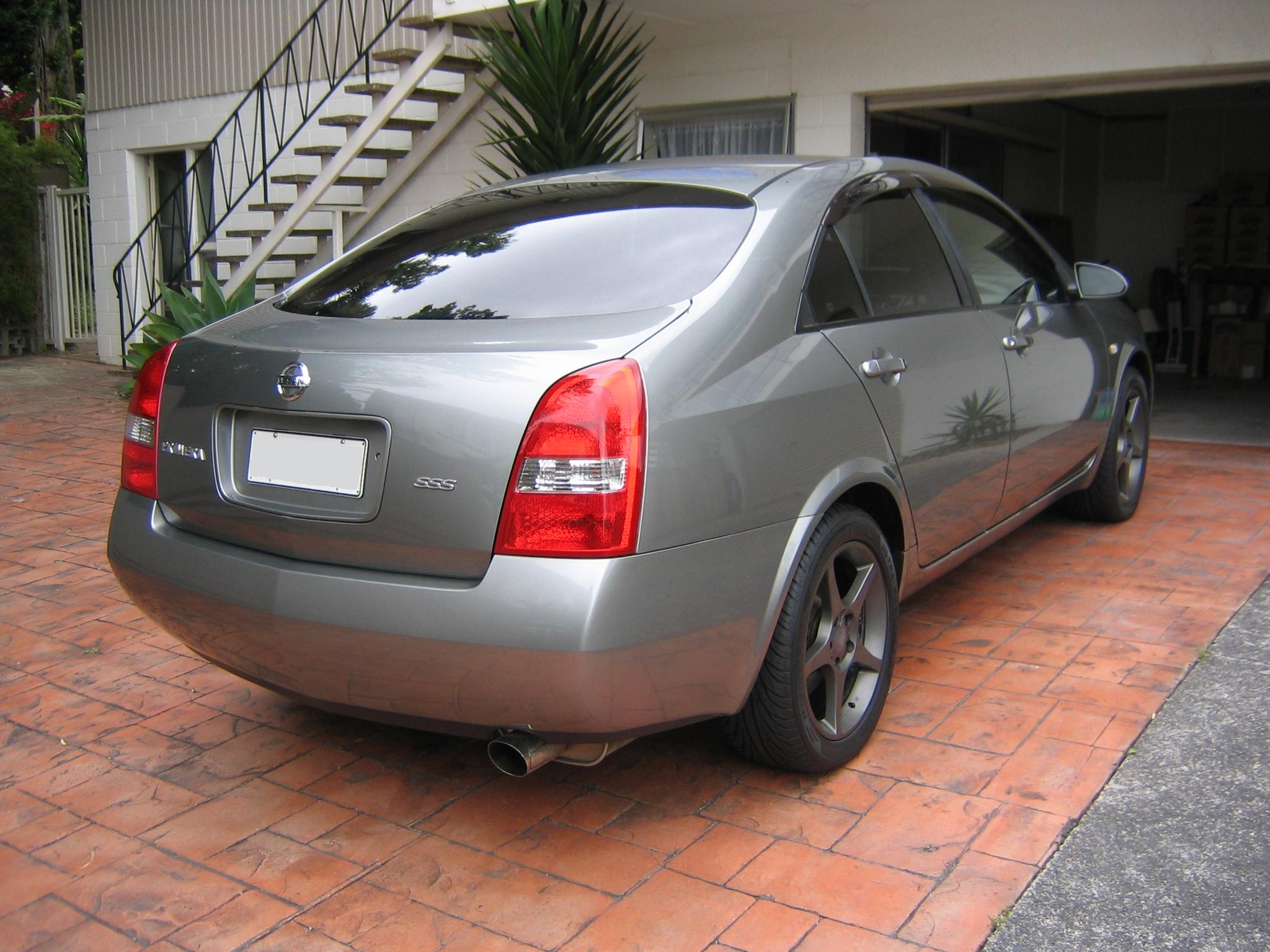 Nissan Primera 2006 Review Amazing Pictures And Images