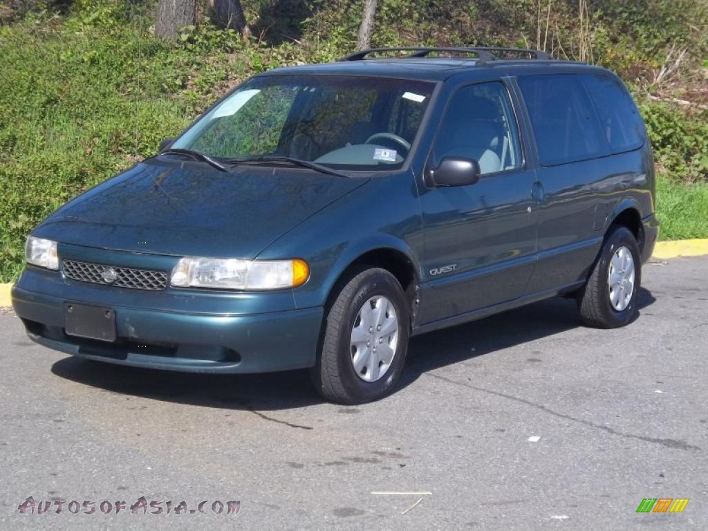 Nissan Quest 1997 photo - 1