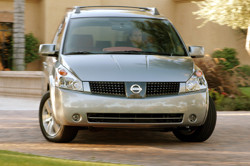 Nissan Quest 2005 photo - 2