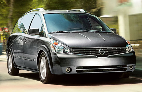 Nissan Quest 2009 photo - 1