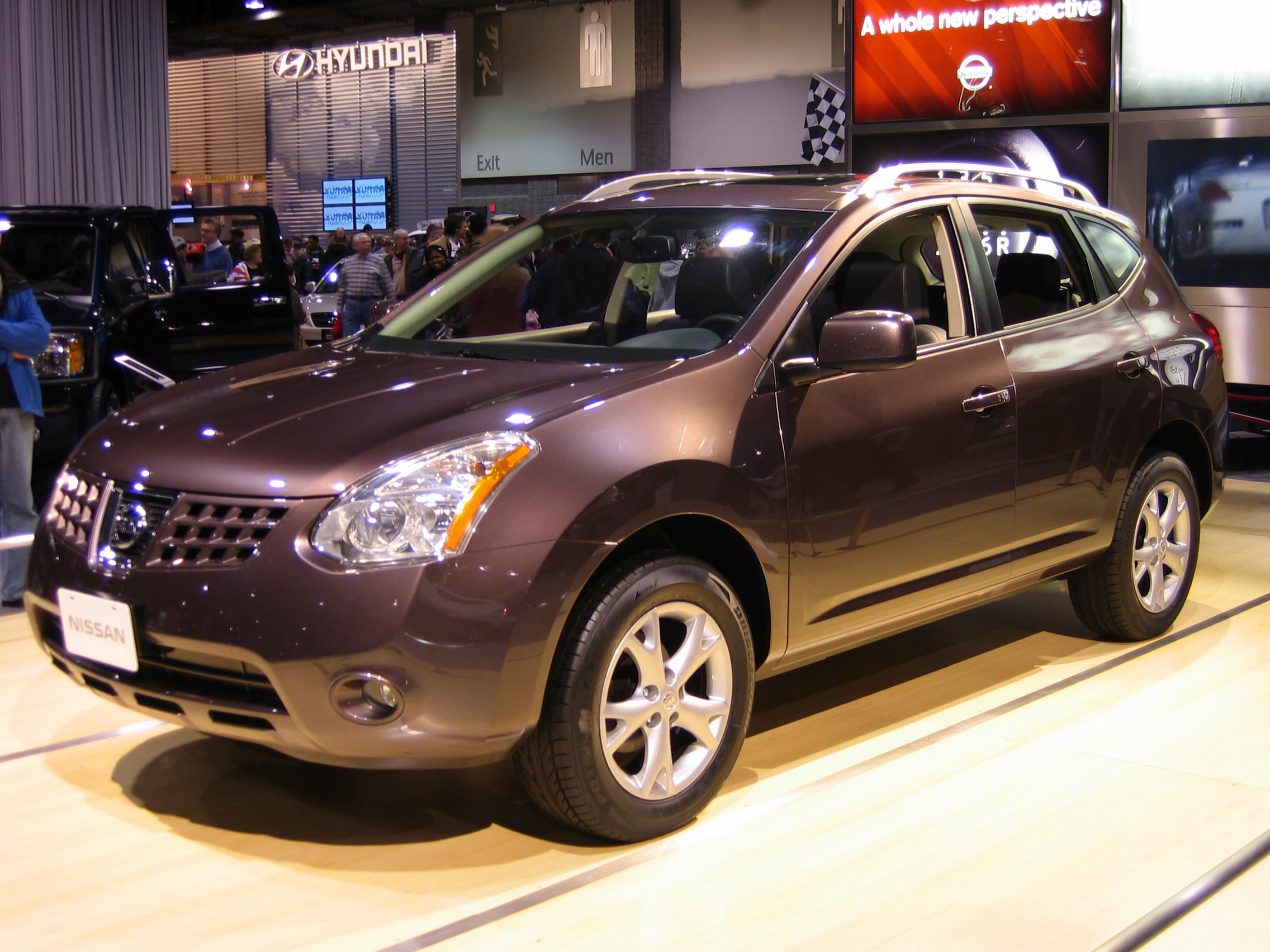 Nissan Rogue 2007: Review, Amazing Pictures and Images – Look at the car