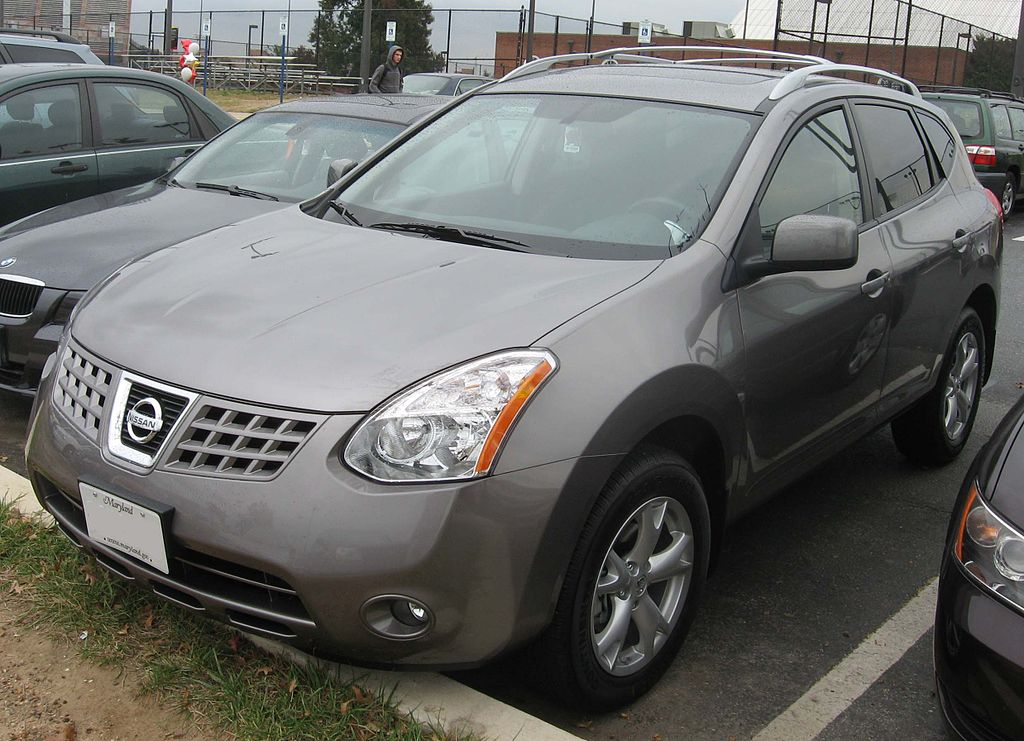 Nissan Rogue 2008 photo - 2