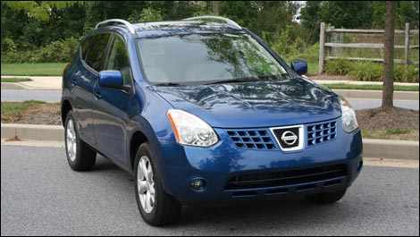 Nissan Rogue 2008 photo - 3