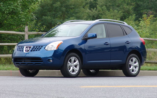 Nissan Rogue 2009 photo - 1