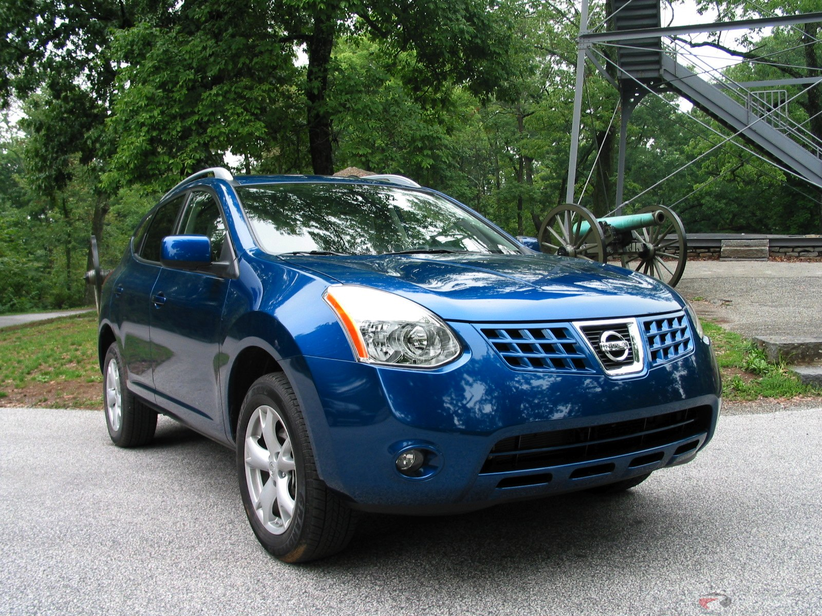 Nissan Rogue 2009 photo - 2