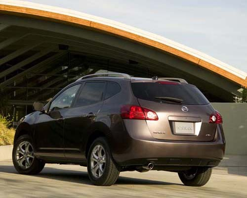 Nissan Rouge 2008 photo - 2