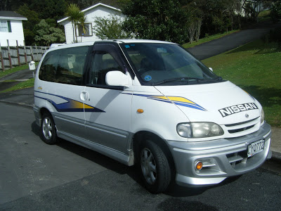 Nissan serena 1998 photo - 1