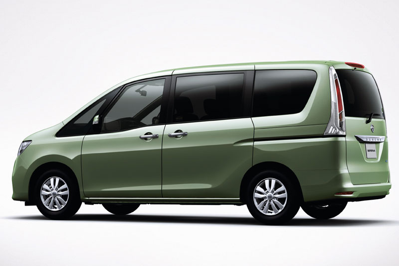 Nissan serena 2012 photo - 3
