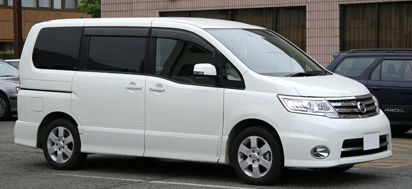 Nissan Serena 2015 photo - 1