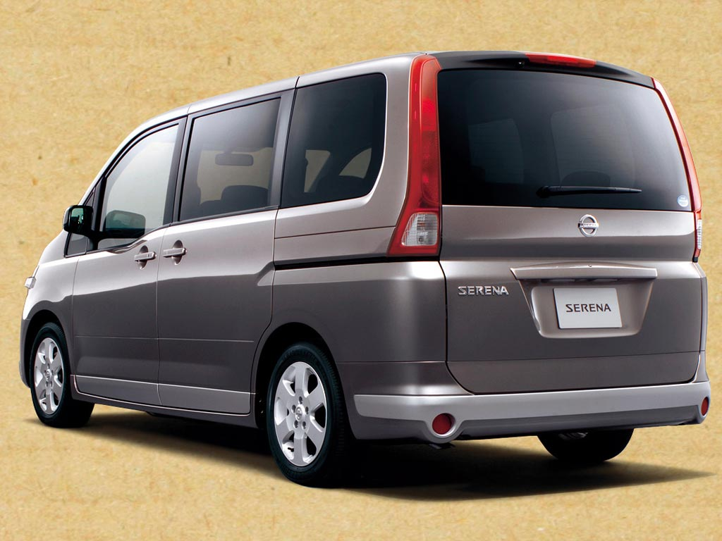 Nissan Serena 2015 photo - 2