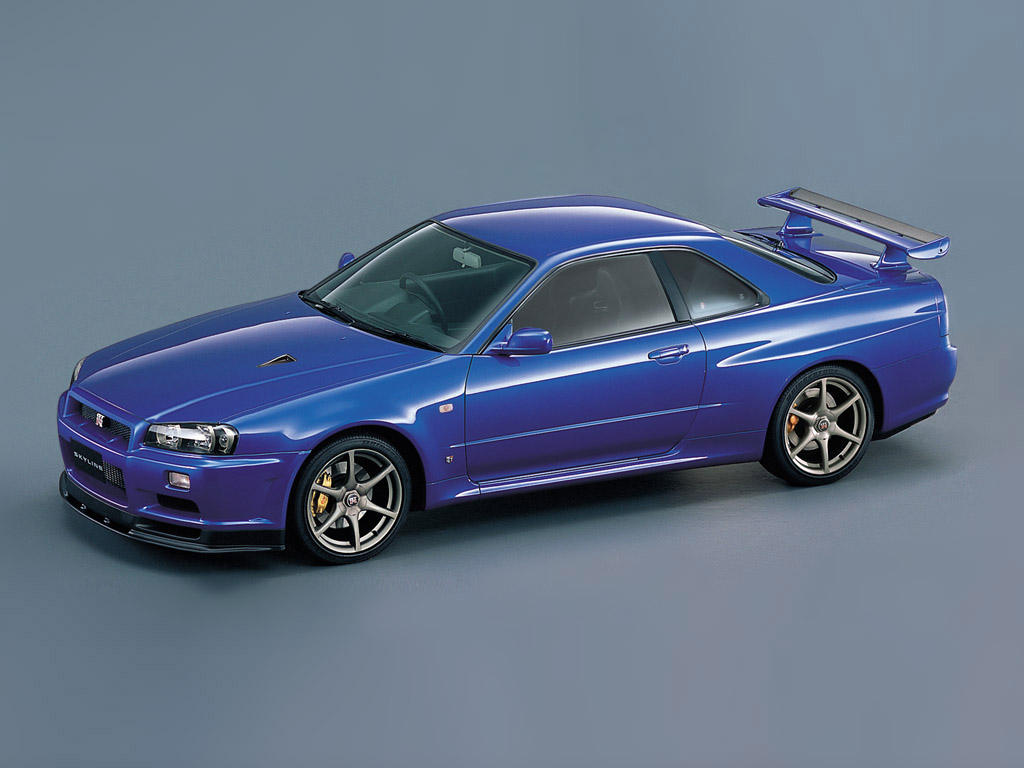 Nissan Skyline 1999 photo - 2