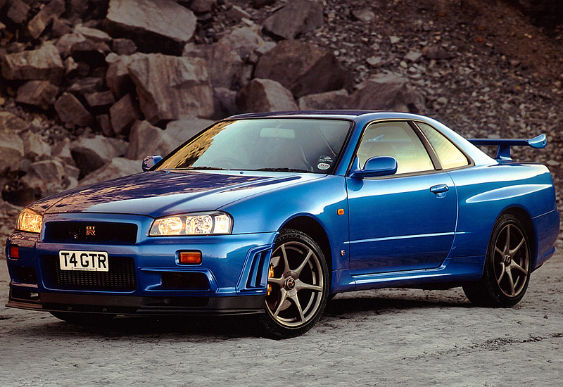 Nissan Skyline 1999 photo - 3