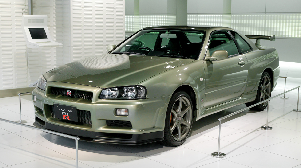 Nissan skyline 2005 photo - 1