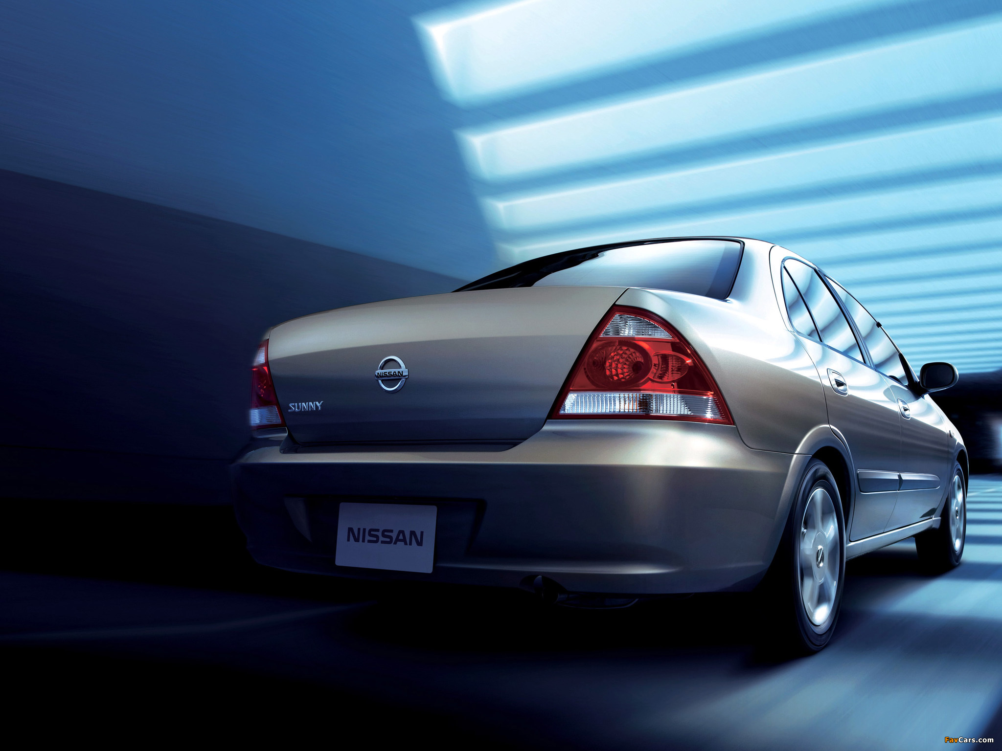 Nissan Sunny 2006 photo - 2