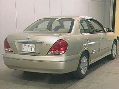 Nissan Sylphy 2004 photo - 2