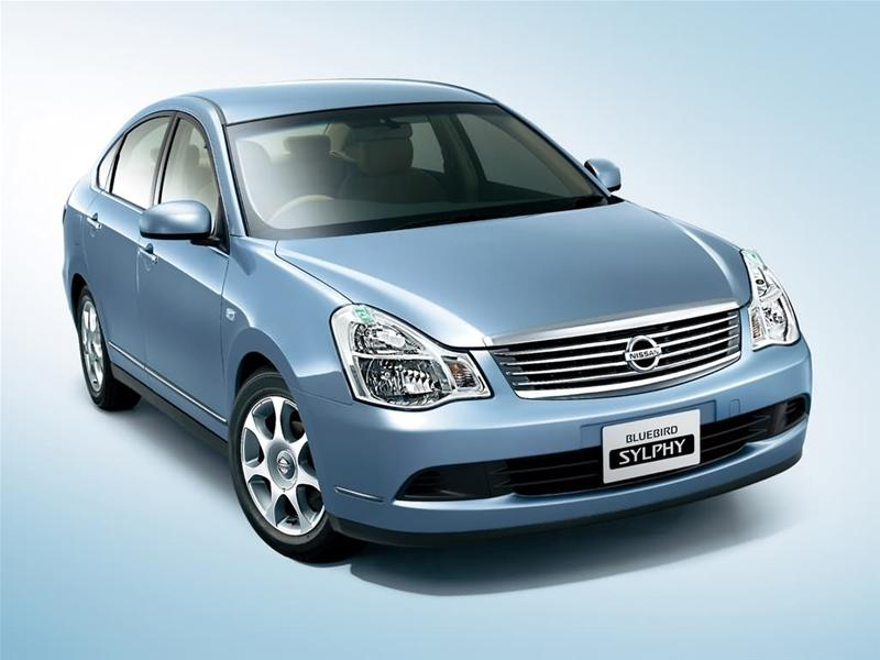 Nissan sylphy 2011 photo - 1