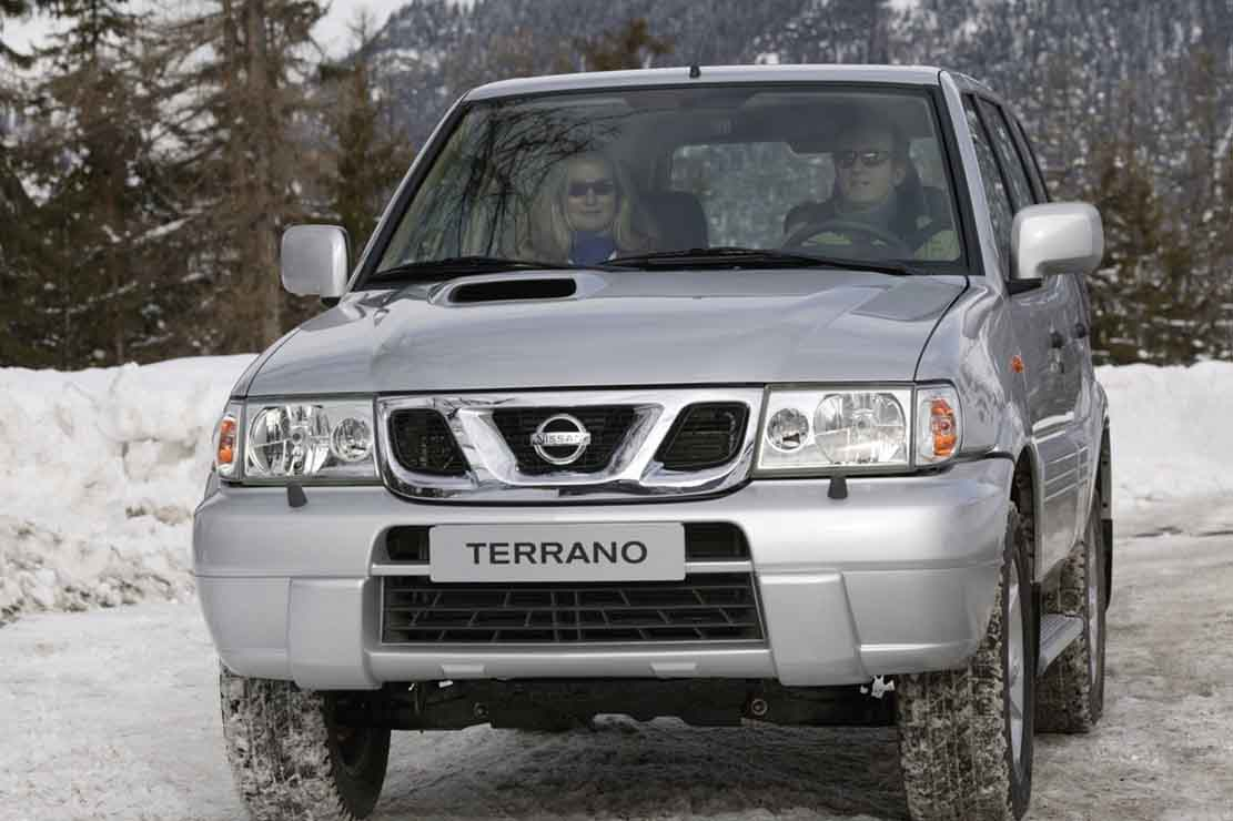 nissan terrano 2006 review amazing pictures and images look at the car. Black Bedroom Furniture Sets. Home Design Ideas
