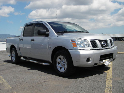 Nissan Titan 2004 photo - 3
