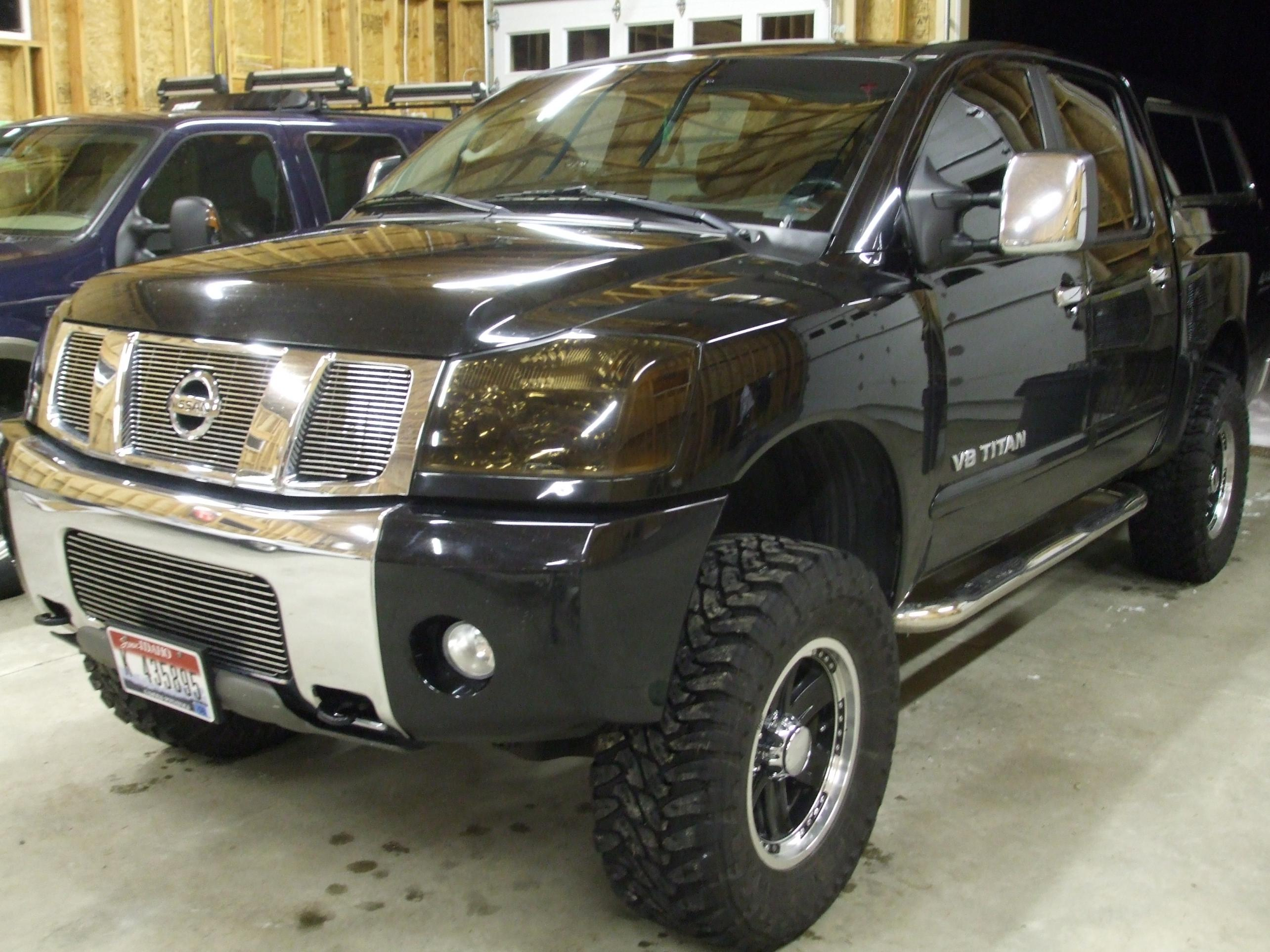 Nissan Titan 2005 photo - 3