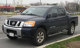 Nissan Titan 2014 photo - 2
