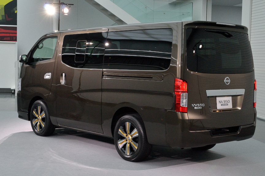Nissan Urvan 2012 Review Amazing Pictures And Images