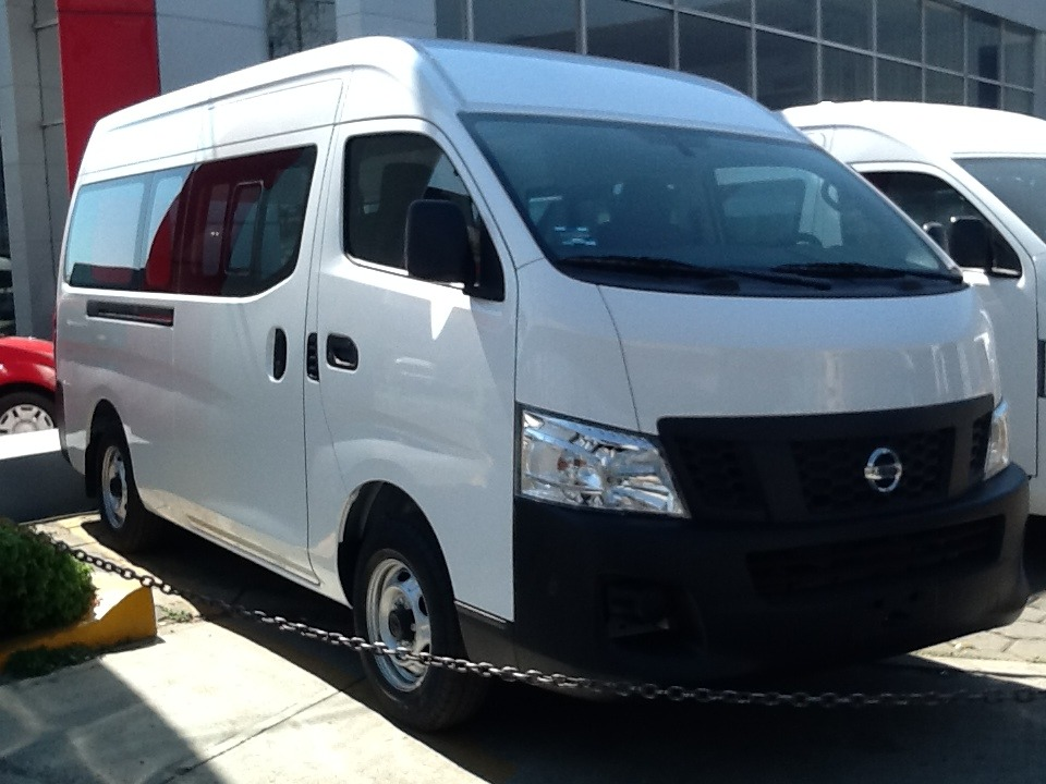 Nissan Urvan 2013 Review Amazing Pictures And Images