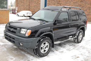 Nissan Xterra 2001 photo - 1