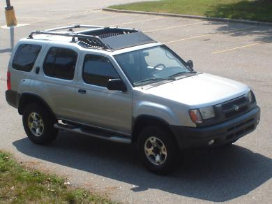 Nissan Xterra 2001 photo - 2
