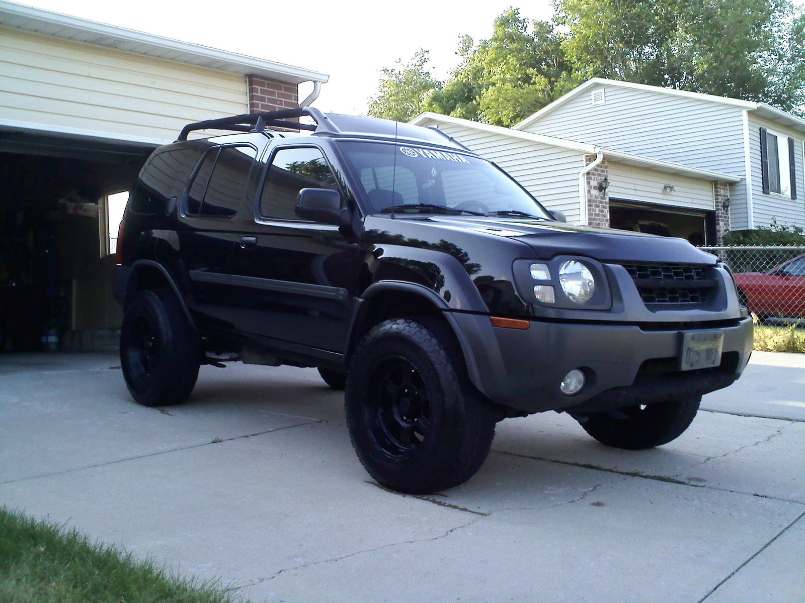 Nissan Xterra 2002 photo - 1