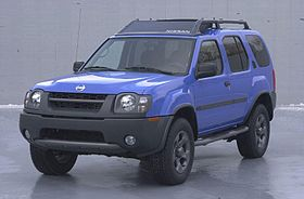 Nissan Xterra 2002 photo - 2