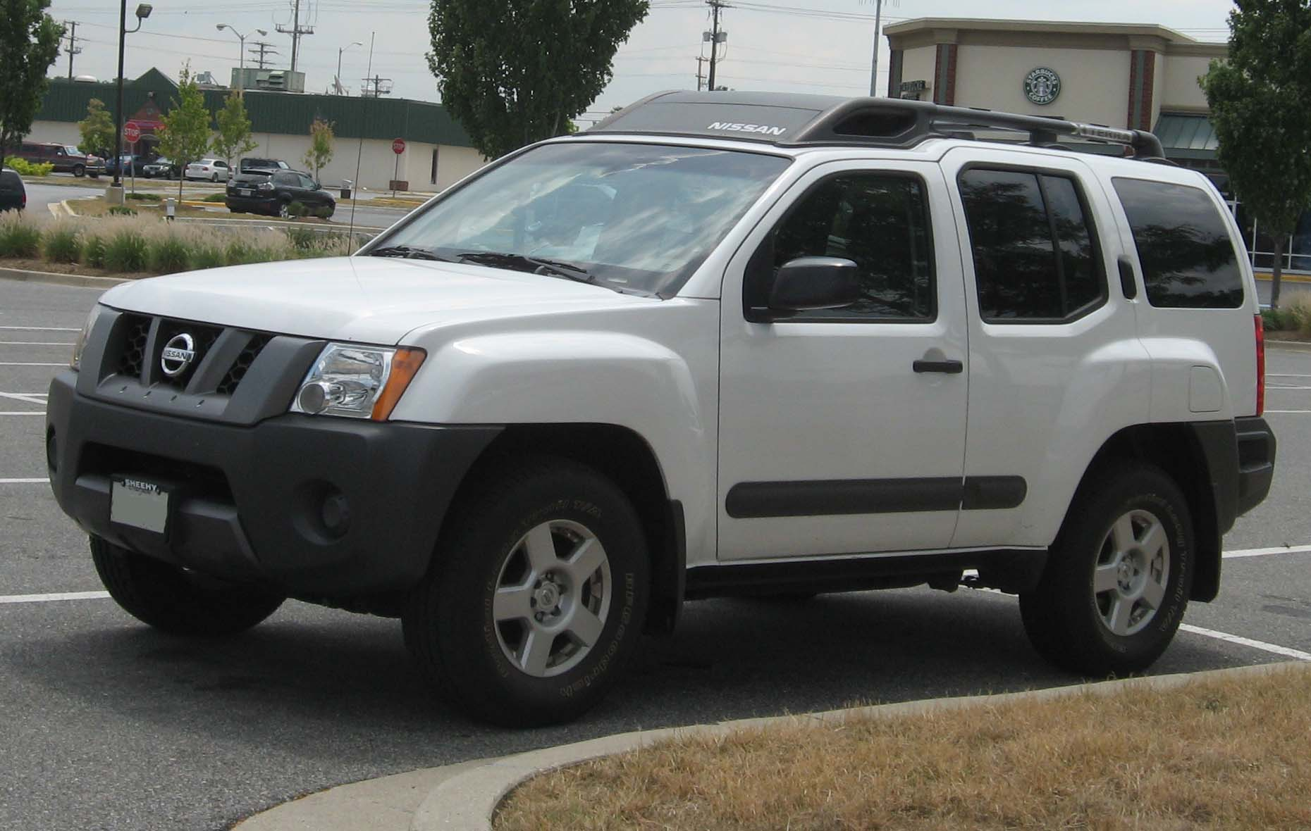 Nissan xterra 2014 photo - 3