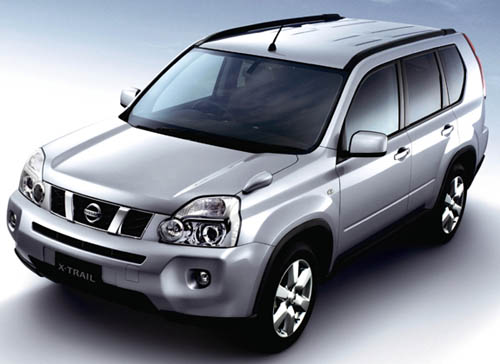 Nissan Xtrail 2008 photo - 2