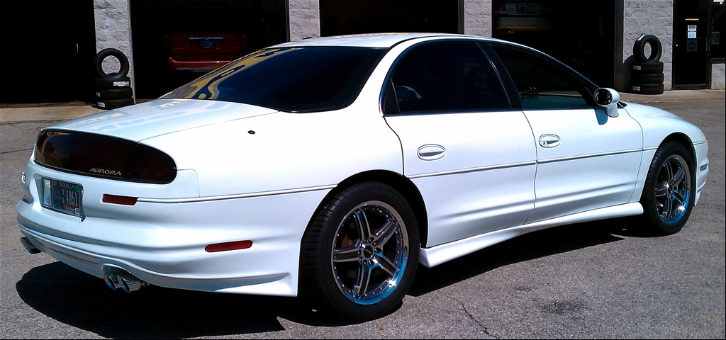 Oldsmobile Aurora 1995 Photo 3