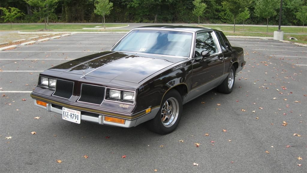 Image gallery 1989 oldsmobile 442 for 87 cutlass salon