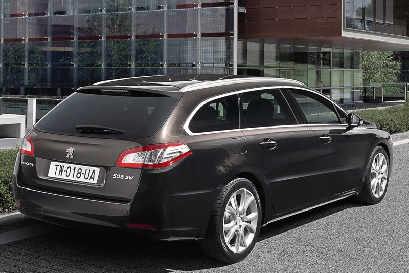 Peugeot 508 2015 Review Amazing Pictures And Images Look At The Car