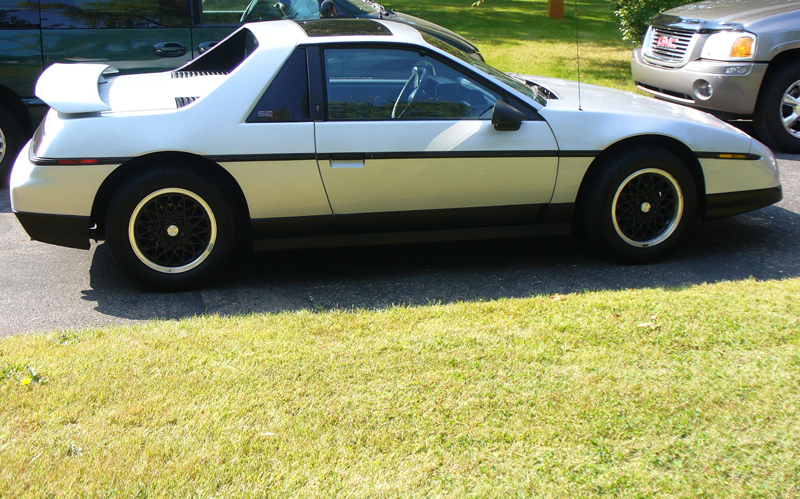 Pontiac Fiero 1986 Review Amazing Pictures And Images