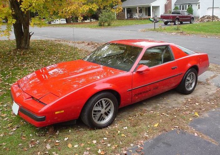 Pontiac Firebird 1985 Review Amazing Pictures And Images Look At The Car