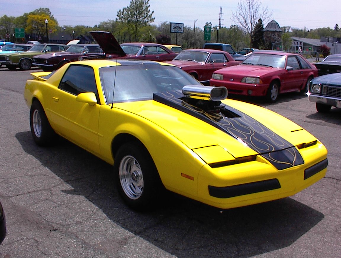 Pontiac Firebird 1985 Review Amazing Pictures And Images