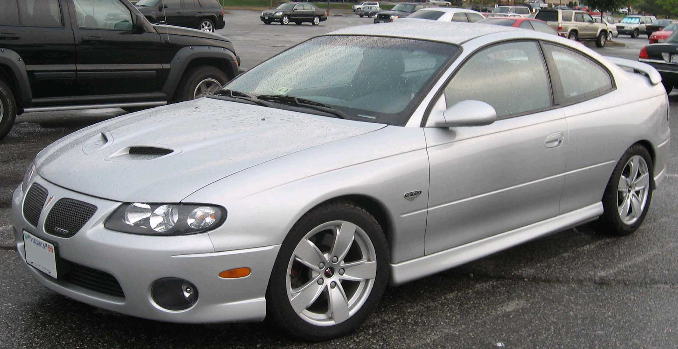 Pontiac GTO 1999: Review, Amazing Pictures and Images – Look at the car