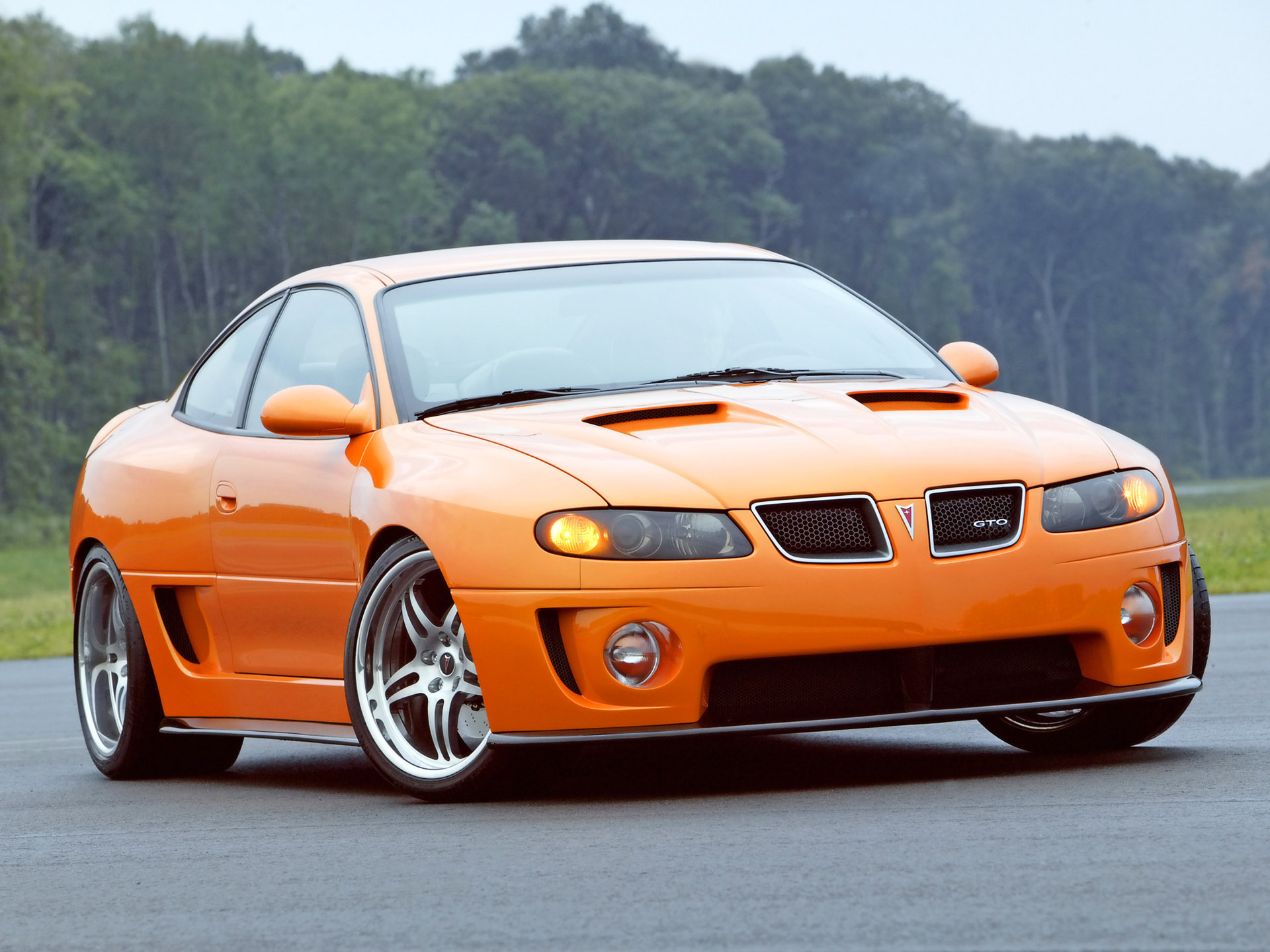 Pontiac GTO 2003: Review, Amazing Pictures and Images – Look at the car