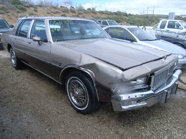 Pontiac Parisienne 1984 Review Amazing Pictures And