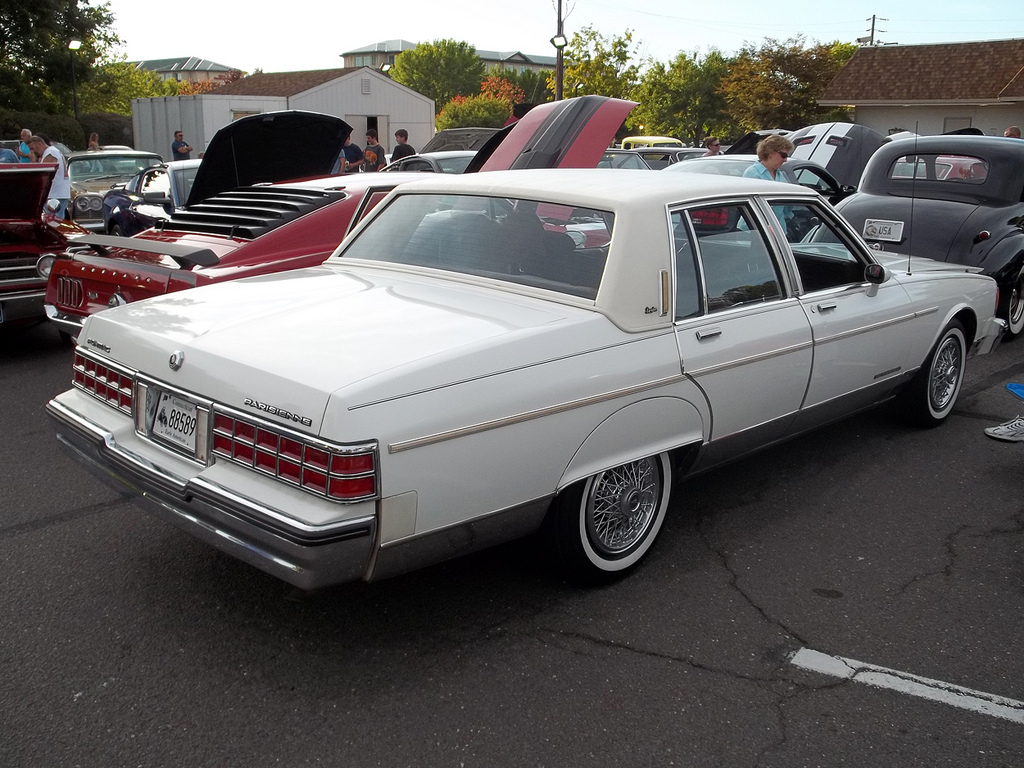 Pontiac Parisienne 1985 Review Amazing Pictures And Images Look At The Car