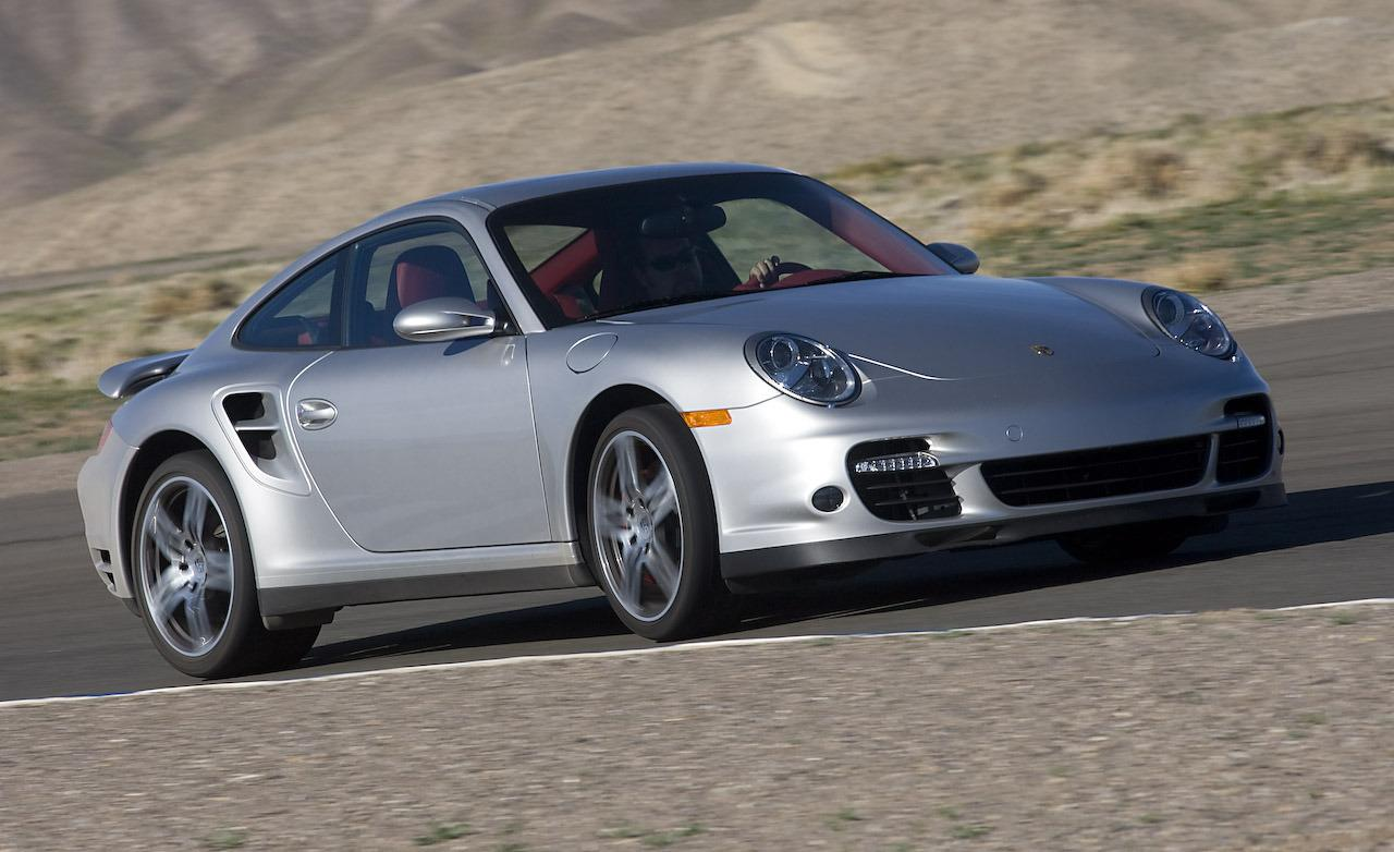 Porsche 911 Turbo 2008 Review Amazing Pictures And