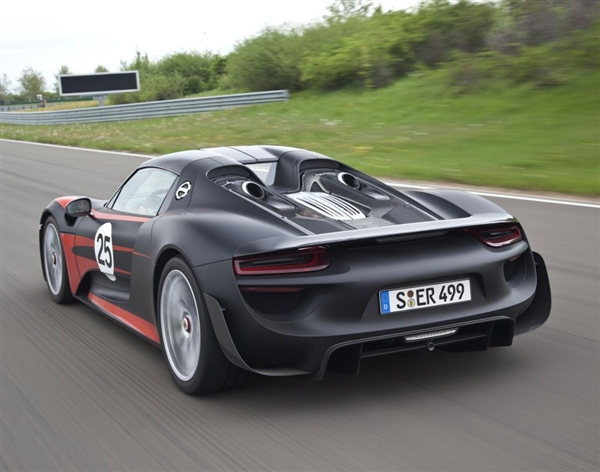 Porsche 918 Spyder 2014: Review, Amazing Pictures and Images – Look