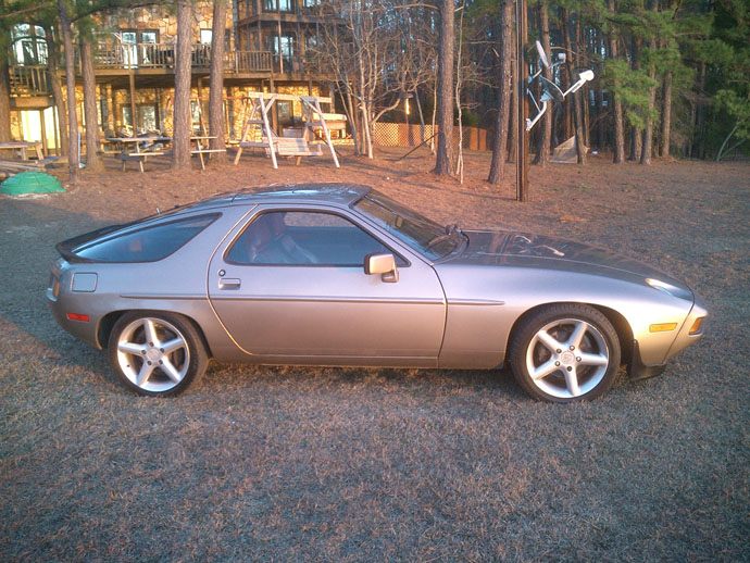 Porsche 928 1983: Review, Amazing Pictures and Images – Look at the