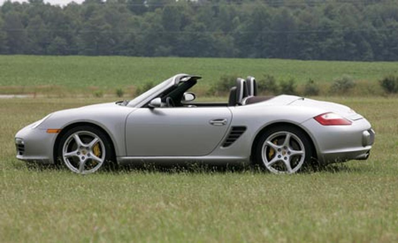 Porsche Boxster 2007: Review, Amazing Pictures and Images – Look ...