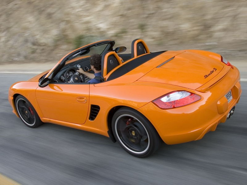 Porsche Boxster S 2004 Review Amazing Pictures And Images Look