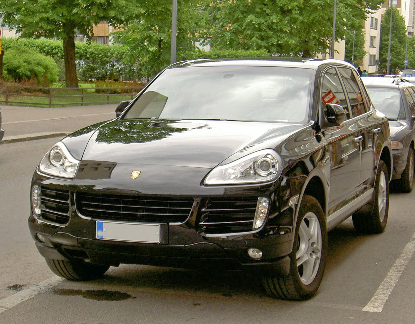 porsche cayenne 2009 review amazing pictures and images look at the car. Black Bedroom Furniture Sets. Home Design Ideas