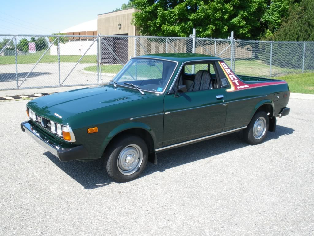 Subaru Brat 2015 Review Amazing Pictures And Images